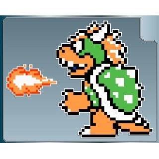 Raccoon Mario 8 bit from Super Mario Bros. 3 vinyl decal
