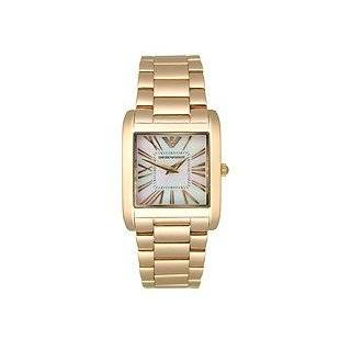 Emporio Armani Classic Gold Tone Ladies Watch AR5711