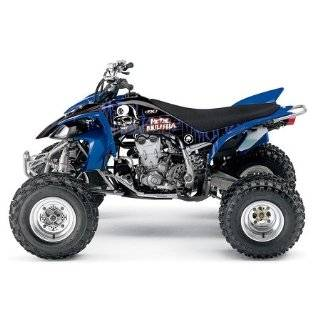 Yamaha Raptor 350 ATV Quad Graphic Kit   Northstar Pink Automotive
