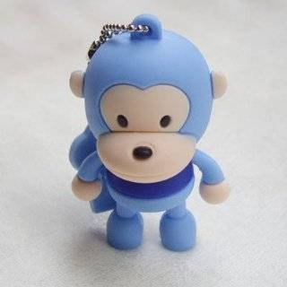 4GB BLue Milo Monkey USB Flash Drive