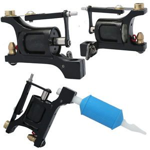 Body Art Beetle Professional Rotary Tattoo Machine Gun Shader Liner Kit Supply