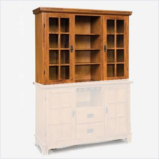 Home Styles Arts Crafts Buffet Hutch Cottage Oak