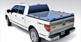 Diamondback HD Hard Tonneau Cover 2008 2012 Ford Super Duty 8' Bed
