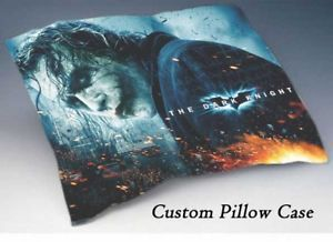 New Dark Knight Joker Batman Pillow Case Bedroom Gift