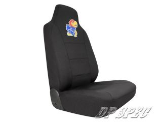 KU University of Kansas Jayhawks NCAA Neoprene Seat Cover Ford Truck Van