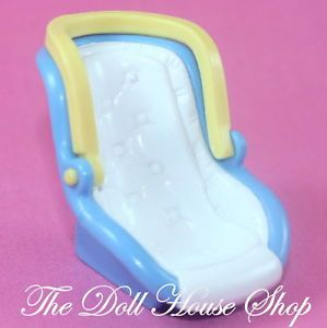 Baby Car Seat Boy Fisher Price Loving Family Doll House