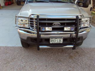 Ford Super Duty Cab Lights