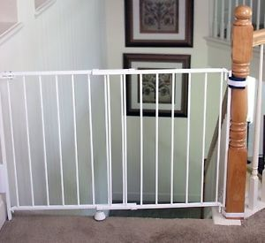 Regalo Top of Stair Safety Security Gate Door Infant Baby Toddler Pet New F