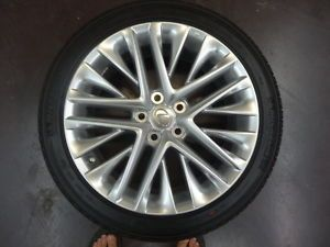 2013 Lexus ES350 18 inch Factory Wheels Rims Tires Michelin