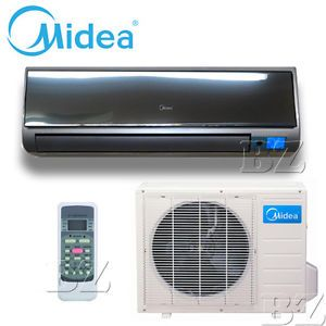 24000 BTU 2 Ton Ductless Inverter Mini Split Air Conditioner Heat Pump 17 SEER