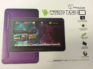 Visual Land Prestige 10 16GB, Wi Fi, 10in   Purple