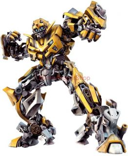 Choose Size Bumblebee Transformers Decal Removable Wall Sticker Decor Art No 2