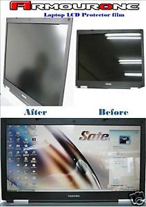 "Notebook Laptop 12 1"" Anti Glare LCD Screen Protector"