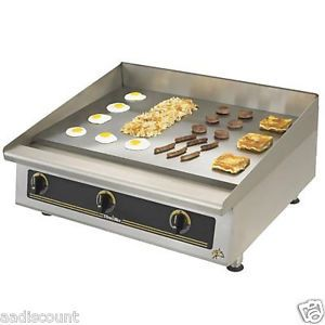 "Star Ultra Max Gas Thermostatic 36"" Griddle Grill Model 836T"