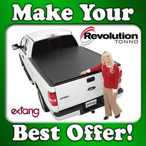 Revolution Extang Tonneau Cover Chevy Silverado Long Bed 8 ft 99 06 07 Classic