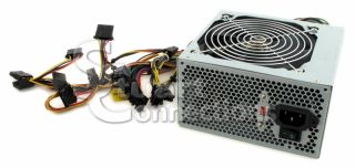 Ultra Ult LS6000P 600 Watt 600W PSU ATX Computer Power Supply 120mm Fan