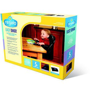 Regalo Easy Diner Portable Hook on High Chair Booster