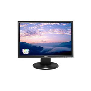 "Asus VW199T P 19"" 19inch Widescreen LED LCD Monitor New 610839350759"