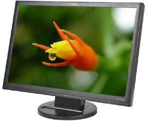 "Planar PL1910MW 19"" 1440 x 900 Widescreen Flat Panel LCD Monitor w Speakers"