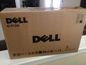 "Dell E E1912H 19"" Widescreen LED LCD Monitor"