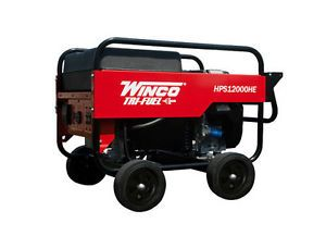 Winco HPS12000HE Tri Fuel Generator Honda Engine 12 000 Watts New