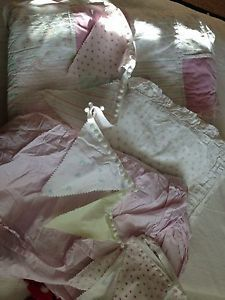 Simply Shabby Chic Kids by Rachel Ashwell Twin Quilt Bedding Set