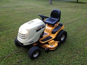 "Cub Cadet Lawn Riding Mower LT1045 Kohler 20HP Engine 46"" Cut"