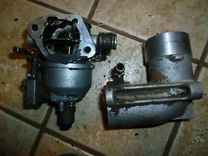 Kohler Command Pro 25 V Twin CV730 25HP Nikki Carburetor Carb Engine Parts Mower