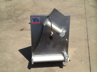 Heavy Duty Dough Roller Commercial Stainless Steel Sheeter Pizza Stretcher