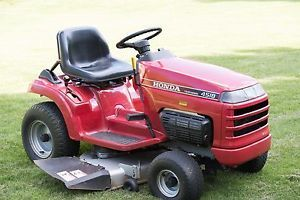 Honda Lawn Tractor Riding Mower 4518 H4518