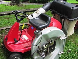 Honda Harmony 1011 Lawn Tractor Riding Mower Nice Parts Mechanics Special Deal