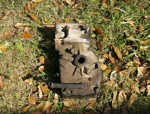 4 HP Tecumseh Engine Block Lawn Mower Parts