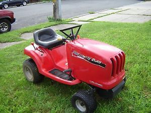 Honda Harmony Riding Lawn Mower 13HP Model 2013 Tractor