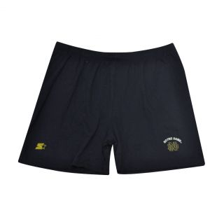 NCAA Notre Dame Fighting Irish Starter Mens Adult Sports Shorts Cotton Navy Blue
