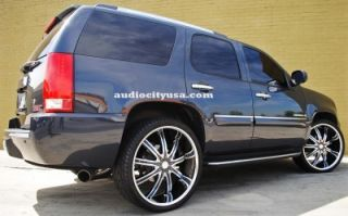 26inch Wheels Tires Chevy Tahoe Ford Escalade Rims