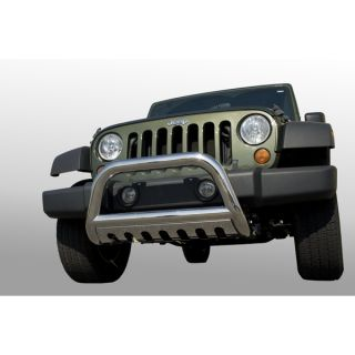 2007 2011 Jeep Wrangler JK 3in Rugged Ridge Bull Bar