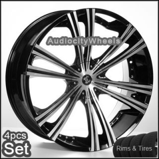 "26"" inch Wheels and Tires for Land Range Rover FX35 Rims"