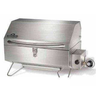 New Freestyle Portable Gas Grill Napoleon All Commercial Stainless Steel Camping