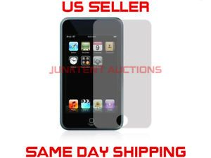 2X Clear Anti Scratch LCD Screen Protector Cover iPod Touch 3rd 2nd Gen 3G 2G