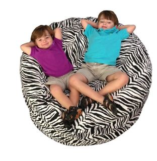 New Day Dreamer Memory Foam Beanbag Chairs and Ottomans Factory Direct