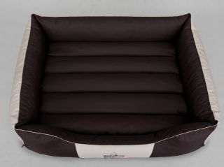 New High Quality Luxury Cordura Comfort Soft Warm Dog Puppy Pet Bed M XXXL Comfy