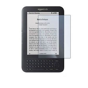 Clear Screen Protector for  Kindle New Kindle 5th 4G 5g Paperwhite 3G 2012