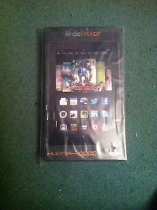 "Kindle Fire HDX 32GB WiFi 8 9"" Tablet with Special Offers"