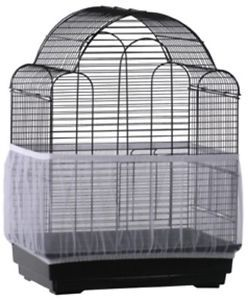 Prevue Hendryx Seed Guard Mesh Seed Catcher for Bird Cages Cage not Included