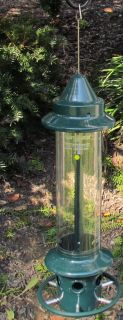 Opened Unused Brome Squirrel Buster Plus Squirrel Proof 1024 Bird Feeder