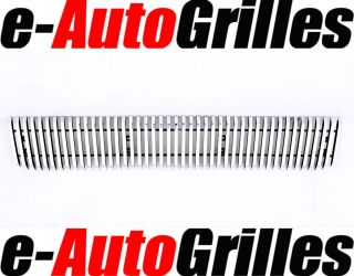 03 04 Lincoln Navigator 8mm Chrome Bumper Billet Grille