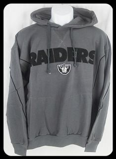 Oakland Raiders NFL Hoodie Sweatshirt Big Tall Sizes