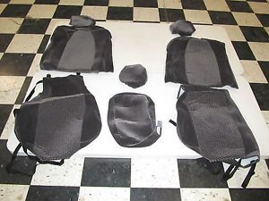 1997 2001 Ford F 150 Lariat Pickup Truck 40 20 40 Split Bench Seat Cover Covers