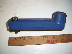 "Heavy Tool Rest Assembly from 9"" Record Power Wood Lathe RPML 300C 3 4"" Bore"