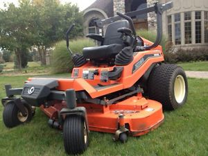 Kubota ZD28 Zero Turn Riding Lawn Mower 60 inch Commercial Deck 28HP Diesel